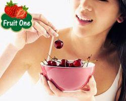 Ăn quả cherry cần nhớ những điều này