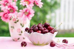 Công dụng của quả cherry đối với bà bầu