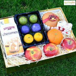 Giỏ quà trái cây - quà tặng Tết 2018 đầy ý nghĩa