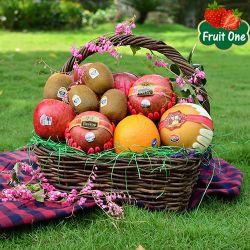 Hộp quà trái cây cao cấp - giải pháp doanh nghiệp tri ân khách hàng