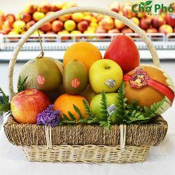 Mua giỏ quà trái cây Tết tại quận Phú Nhuận